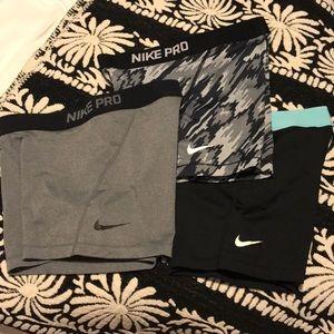 Nike Pro Bundle Size Medium